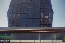 Antalya Kepez Belediyesi Karşısında Satılık İş Hanı 2,5 Kat 8.700.000TL Dükkan İçi Asansörlü 570m2