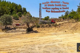 Antalya Manavgat Taşağıl Mevki Satılık Arsa 35 dönüm 3.300.000 TL