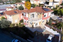 Alanya Kargıcak Mahallesi 3+1 Satılık Villa Tripleks